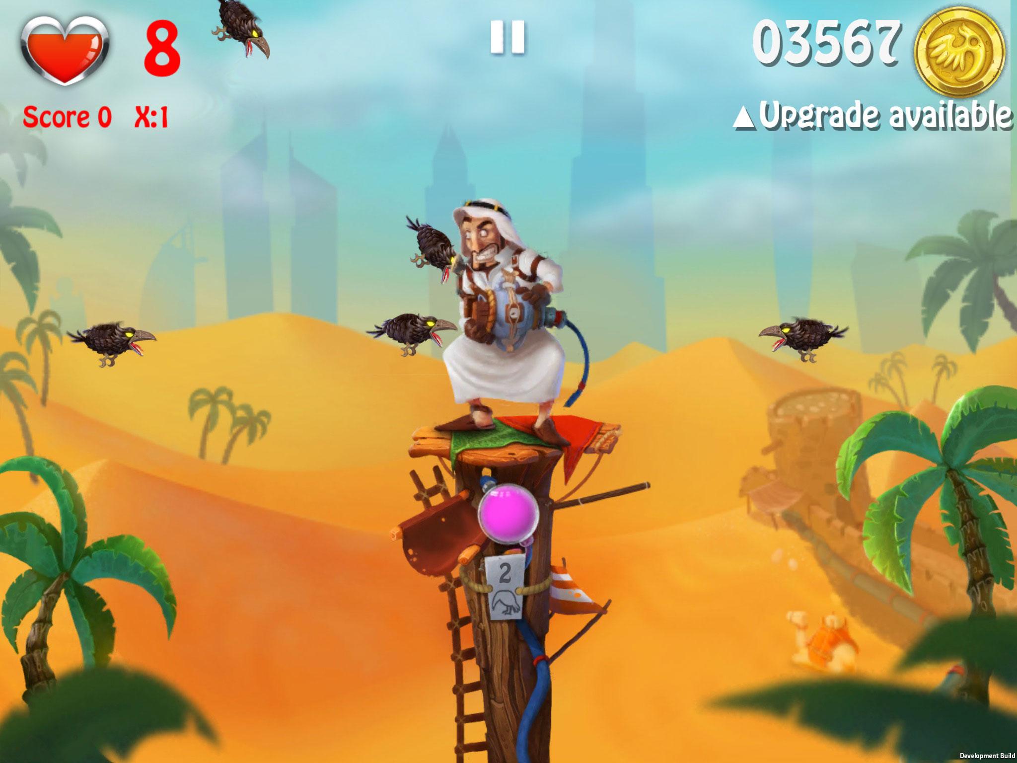 Arabian Heroes and The Game Help Tool