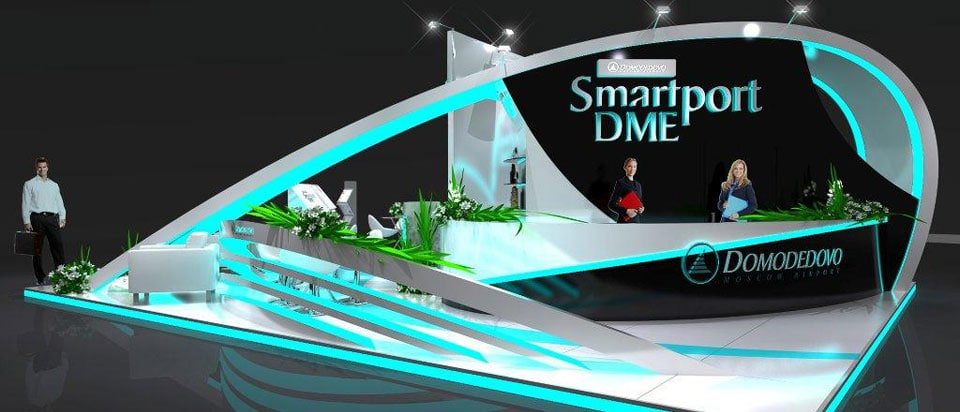 D Exhibition Stand Designer Jobs In Dubai : Domodedovo stand design d game animation and