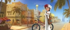 Mansour Souq Quest GAME